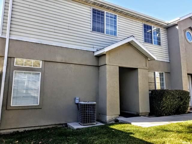 2665 W Heritage Park Rd 7CL, Taylorsville, UT 84118 (#1715607) :: Berkshire Hathaway HomeServices Elite Real Estate