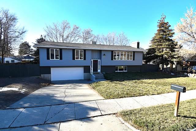 7282 S 2700 E, Salt Lake City, UT 84121 (#1715608) :: Berkshire Hathaway HomeServices Elite Real Estate