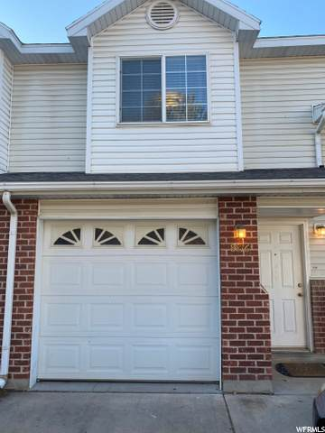8816 Wollemi Pine Way, West Jordan, UT 84088 (#1715609) :: Berkshire Hathaway HomeServices Elite Real Estate