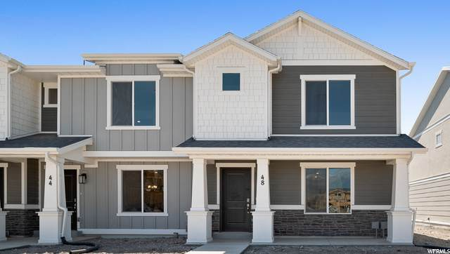 1111 E Rudder Way S #1363, Saratoga Springs, UT 84045 (MLS #1715614) :: Lawson Real Estate Team - Engel & Völkers