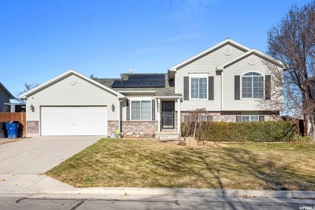 5804 Ophelia Ln, Herriman, UT 84096 (#1715615) :: Big Key Real Estate