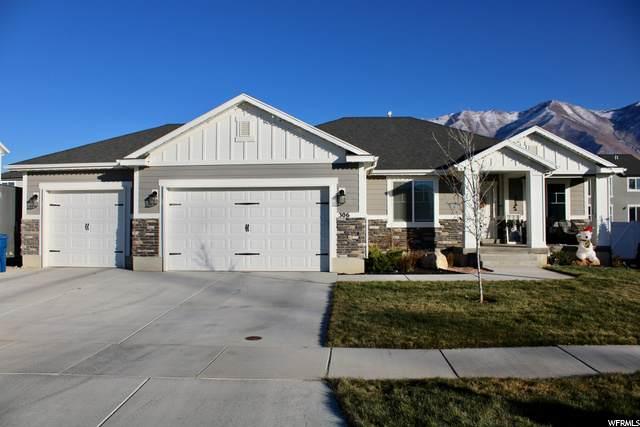 306 N 2700 E, Spanish Fork, UT 84660 (#1715636) :: Big Key Real Estate