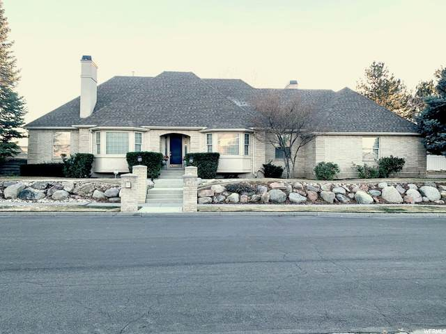 5820 S Majestic Pine Dr E, Murray, UT 84107 (#1715642) :: Exit Realty Success