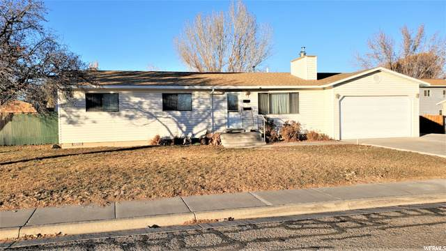 1237 W 150 N, Vernal, UT 84078 (#1715685) :: Berkshire Hathaway HomeServices Elite Real Estate