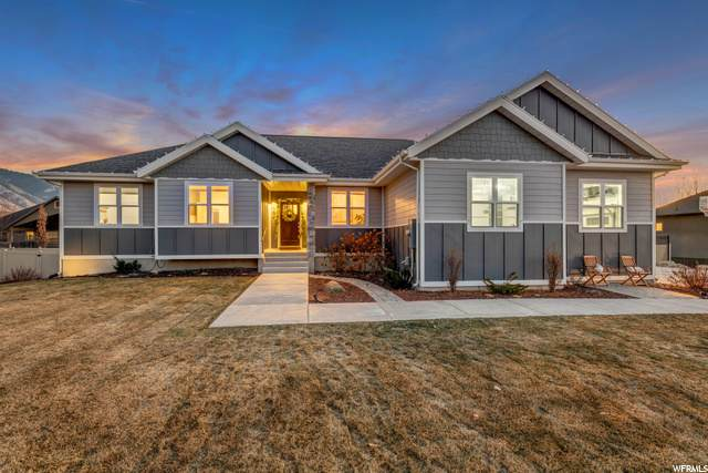 454 E 800 S, River Heights, UT 84321 (#1715703) :: Berkshire Hathaway HomeServices Elite Real Estate