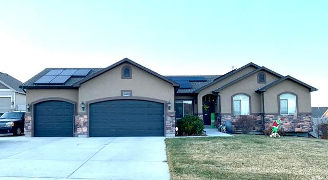 4422 S Pine Vistas Cir, West Valley City, UT 84128 (#1715743) :: Powder Mountain Realty