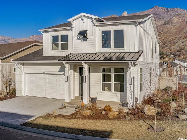 9217 S Galette Ln #116, Cottonwood Heights, UT 84093 (MLS #1715768) :: Lookout Real Estate Group
