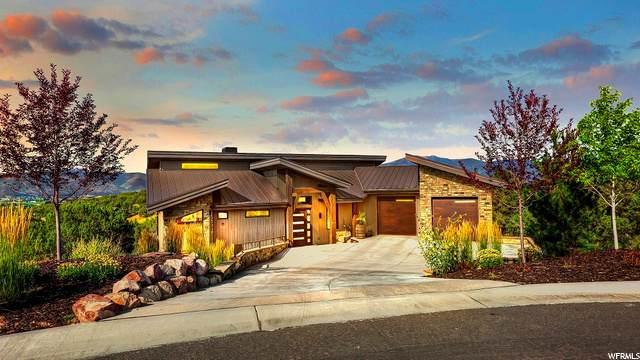 3088 E Corral Peak Cir #143, Heber City, UT 84032 (#1715772) :: Berkshire Hathaway HomeServices Elite Real Estate
