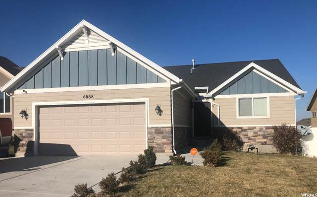 6068 W Stillridge Dr, West Valley City, UT 84128 (#1715818) :: Powder Mountain Realty
