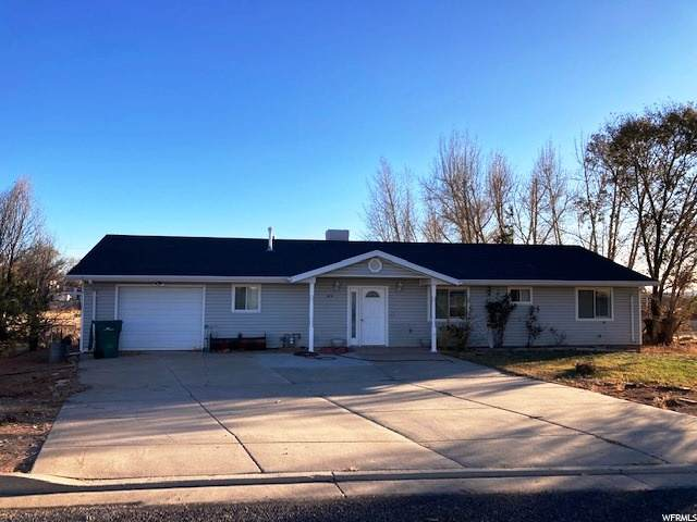 399 W 200 S, Blanding, UT 84511 (#1715866) :: Red Sign Team