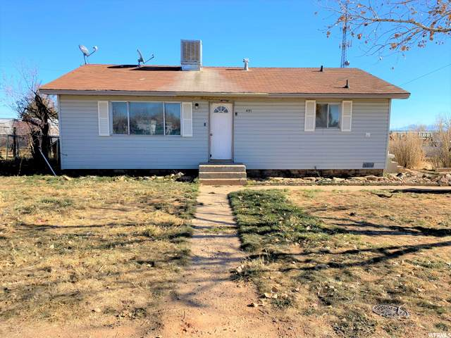 491 S 300 E, Blanding, UT 84511 (#1715894) :: Red Sign Team