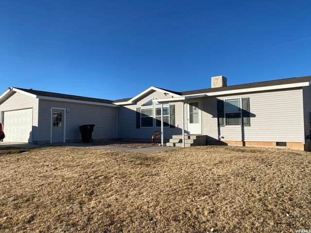 332 W 2050 S, Vernal, UT 84078 (#1716015) :: Livingstone Brokers
