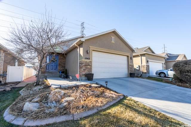 12412 S Mossberg Dr, Herriman, UT 84096 (#1716029) :: Bustos Real Estate | Keller Williams Utah Realtors