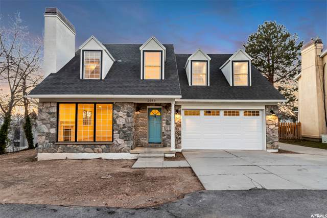 2580 E Valley View Ave S, Holladay, UT 84117 (#1716093) :: Berkshire Hathaway HomeServices Elite Real Estate