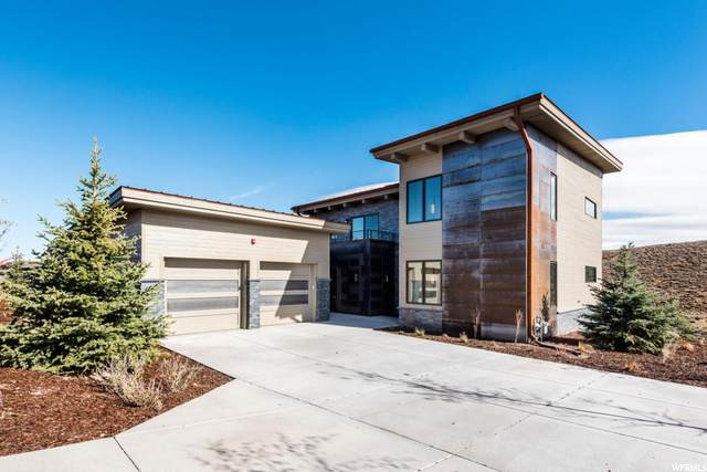 7196 Golden Bear Loop #80, Park City, UT 84098 (#1716095) :: McKay Realty