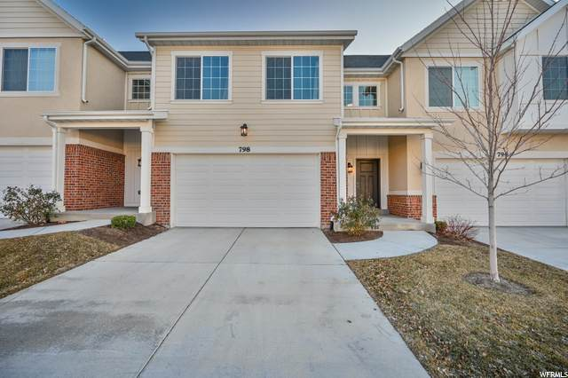798 E Rose Cottage Way, Sandy, UT 84094 (MLS #1716242) :: Lookout Real Estate Group
