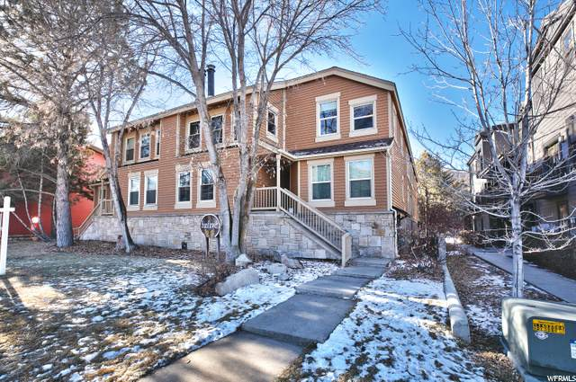 1493 Park Ave #4, Park City, UT 84060 (#1716262) :: Powder Mountain Realty