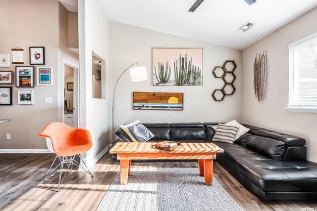 854 E 3950 S C, Salt Lake City, UT 84107 (#1716264) :: Berkshire Hathaway HomeServices Elite Real Estate