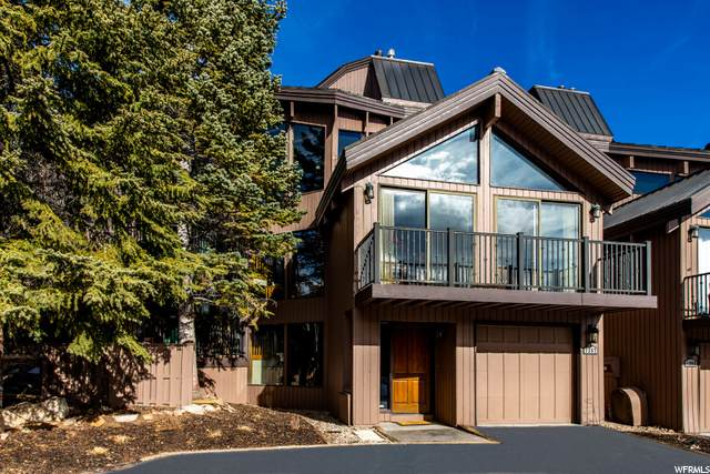 1257 Pinnacle Ct, Park City, UT 84060 (#1716282) :: Berkshire Hathaway HomeServices Elite Real Estate