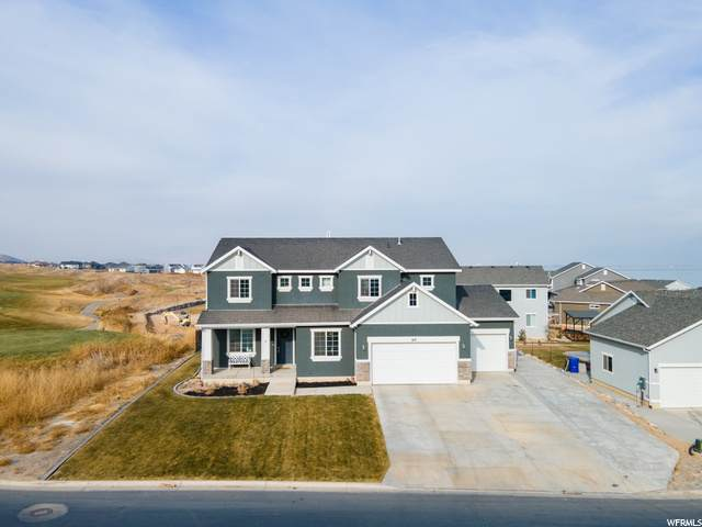 168 E Bliss Dr, Saratoga Springs, UT 84045 (#1716283) :: EXIT Realty Plus