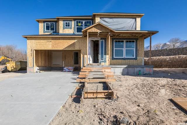 1826 E 1600 N, Spanish Fork, UT 84660 (#1716324) :: Doxey Real Estate Group