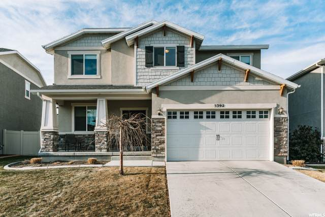 5392 W Rochdale Ln S, Herriman, UT 84096 (#1716379) :: Big Key Real Estate