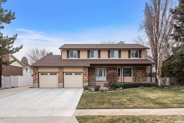7438 S 2340 E, Cottonwood Heights, UT 84121 (#1716415) :: Exit Realty Success