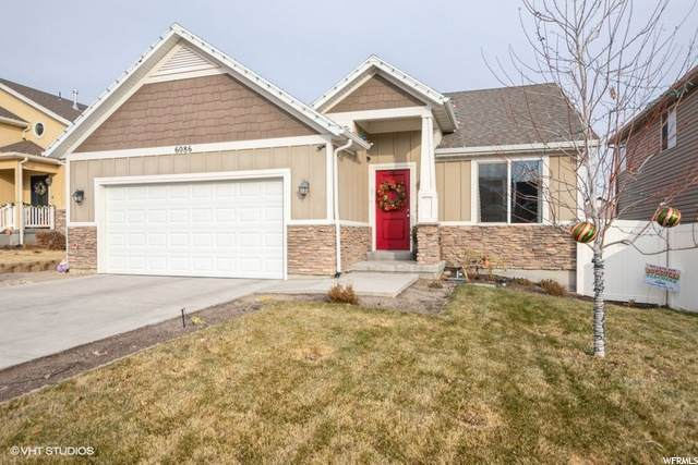 6086 W Stillridge Dr S, West Valley City, UT 84128 (#1716421) :: Powder Mountain Realty