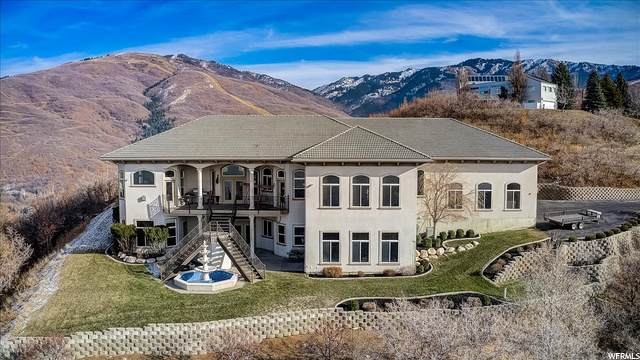 1615 E Maple Hills Dr, Bountiful, UT 84010 (#1716490) :: Exit Realty Success
