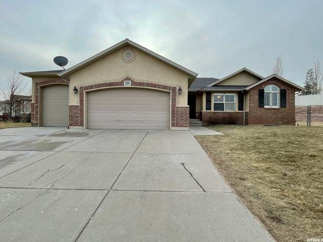 2093 E View Dr, South Weber, UT 84405 (#1716502) :: Doxey Real Estate Group