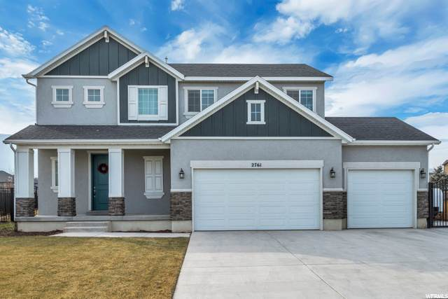 2761 S Waterview Dr E, Saratoga Springs, UT 84045 (#1716514) :: EXIT Realty Plus