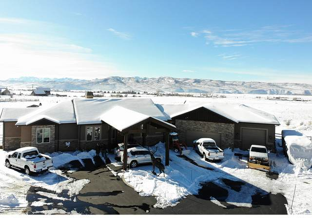 519 E 3200 N, Kamas, UT 84036 (MLS #1716515) :: High Country Properties