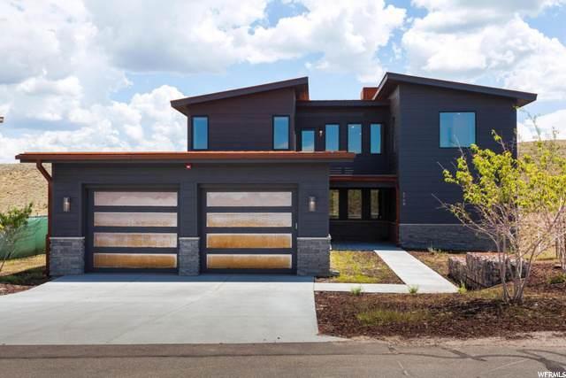 7114 Golden Bear Loop #77, Park City, UT 84098 (MLS #1716519) :: High Country Properties