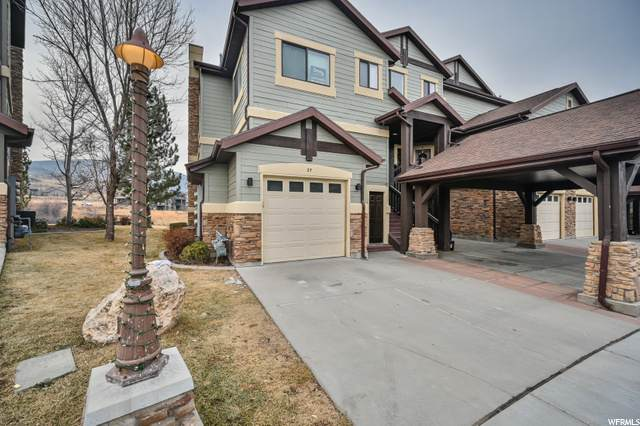 6486 E Hwy 39 #27, Huntsville, UT 84317 (#1716521) :: Powder Mountain Realty