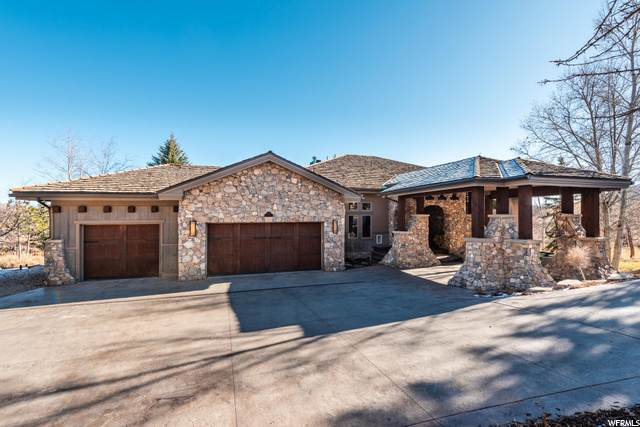 2710 Silver Cloud Dr, Park City, UT 84060 (#1716531) :: Powder Mountain Realty