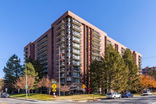 123 E 2ND Ave #706, Salt Lake City, UT 84103 (#1716648) :: Bustos Real Estate | Keller Williams Utah Realtors
