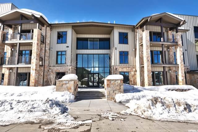 3751 Blackstone Dr 1B, Park City, UT 84098 (MLS #1716709) :: High Country Properties