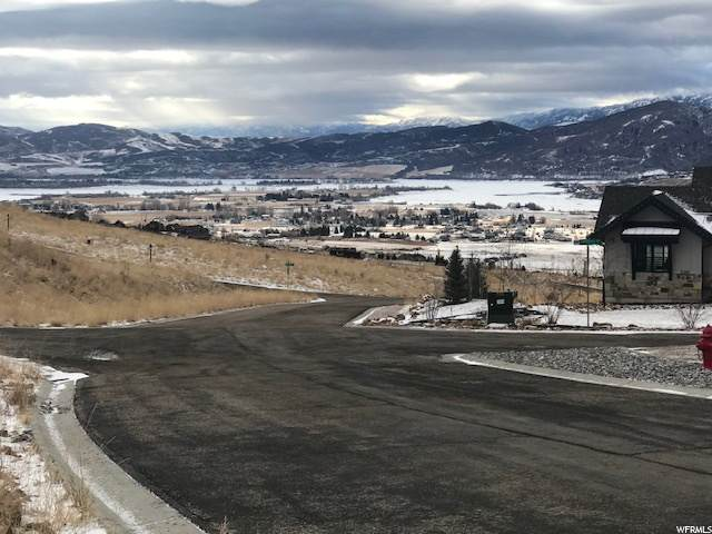 4058 N Mountain Ridge Rd Res N #43, Eden, UT 84310 (#1716732) :: Black Diamond Realty