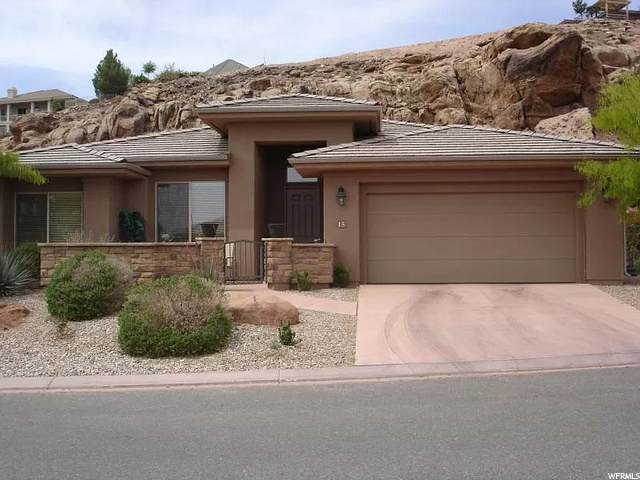 2334 River Rd #15, St. George, UT 84790 (#1716741) :: Red Sign Team