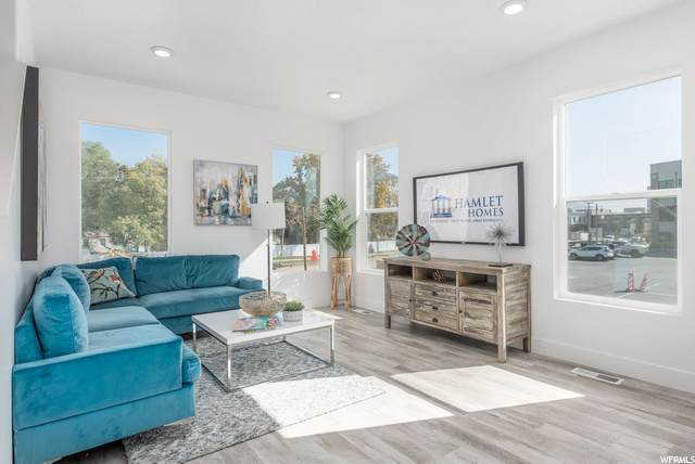 4756 S Hillhouse Cv W #101, Murray, UT 84107 (#1716866) :: Bustos Real Estate | Keller Williams Utah Realtors