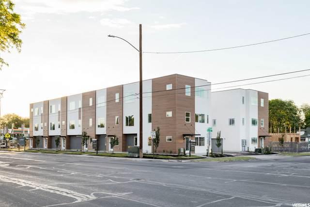 1660 S Major E #25, Salt Lake City, UT 84115 (MLS #1716901) :: Summit Sotheby's International Realty