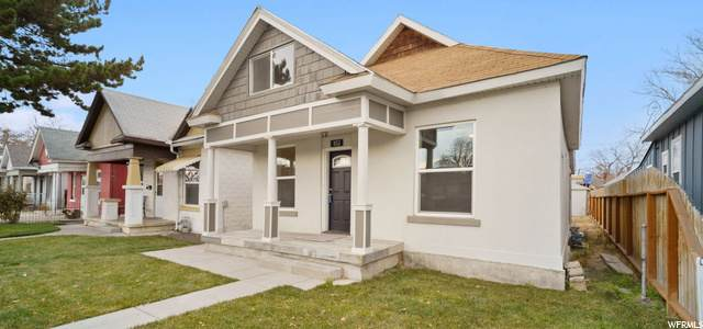 852 W Arapahoe Ave, Salt Lake City, UT 84104 (#1716930) :: Doxey Real Estate Group