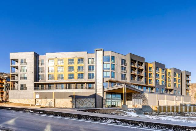 2670 Canyons Resort Dr #206, Park City, UT 84098 (#1716935) :: goBE Realty