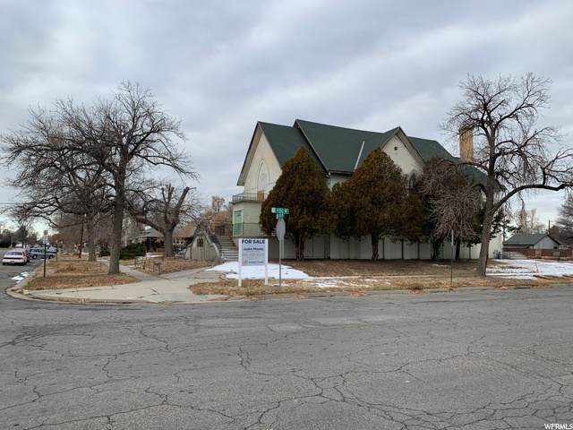 1102 W 1102 WEST 400 N, Salt Lake City, UT 84116 (#1716995) :: Big Key Real Estate