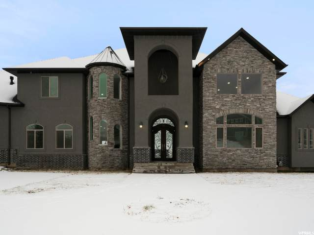 2123 N Bella Vista Dr E, Farmington, UT 84025 (#1717005) :: The Perry Group