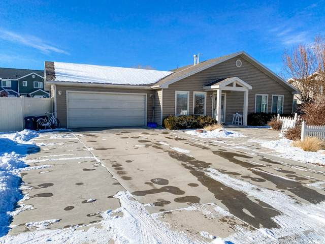 545 N 2400 W, Vernal, UT 84078 (#1717048) :: Big Key Real Estate