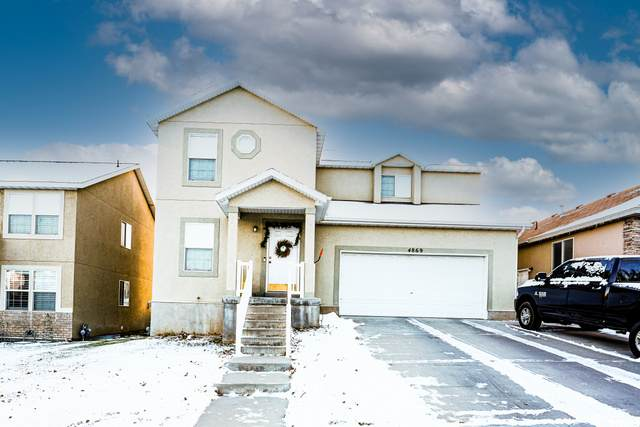 4869 W Red Mountain Cir, Riverton, UT 84096 (#1717052) :: Big Key Real Estate