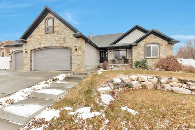5478 W Island Park Dr, West Jordan, UT 84081 (MLS #1717062) :: Lookout Real Estate Group