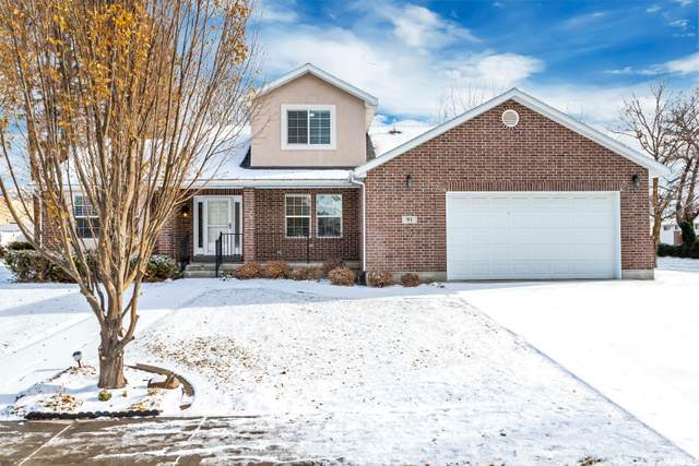 91 S 100 W, Kaysville, UT 84037 (#1717093) :: Doxey Real Estate Group