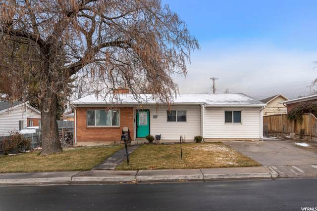 101 E 700 S, Pleasant Grove, UT 84062 (#1717105) :: Colemere Realty Associates